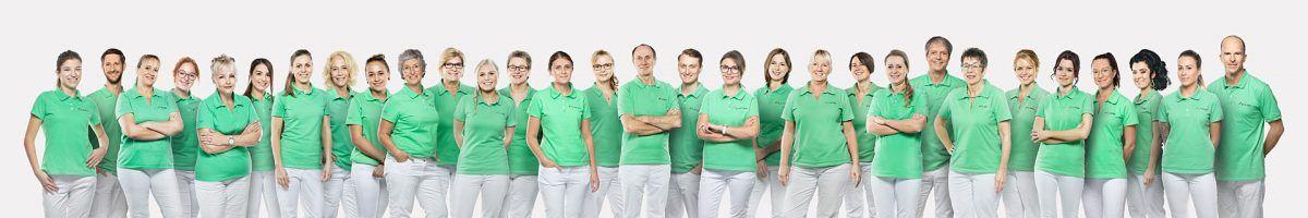 Das Team der Hausarzt Praxis in Esslingen und Stuttgart.